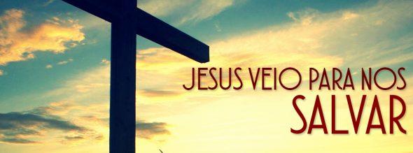 O céu existe. Jesus deixou para nos Salvar.